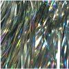 Hedron Magnum Flashabou Lazer Silver