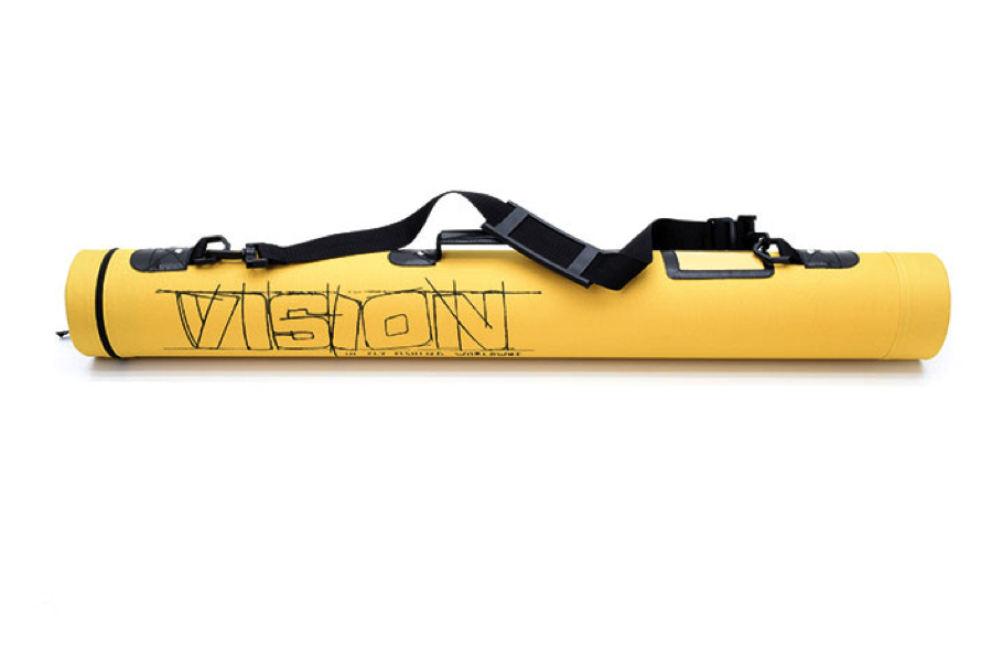 Vision Travel Tube Yellow 82cm