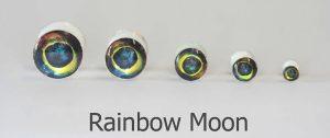 H2O Lightweight Dumbells Rainbow Moon