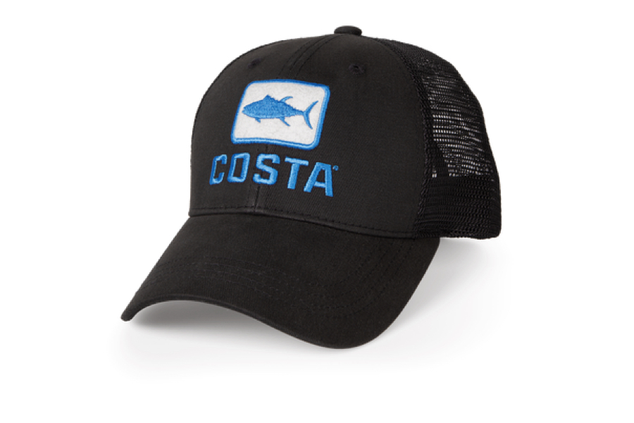 Costa XL Trucker Hat - black black