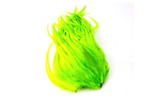 Whiting Bugger Pack Fluo Chartreuse