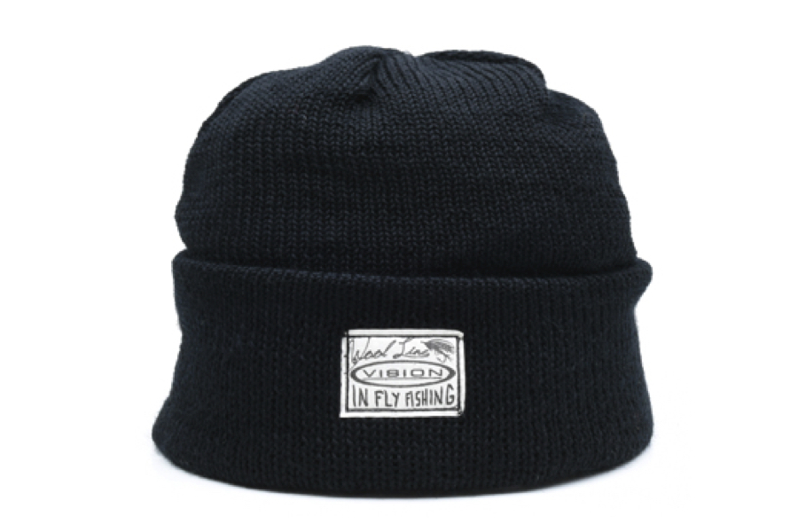 Vision Willa Beanie Black