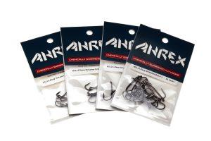Ahrex NS115 Nordic Salt Deep Streamer Hook pack