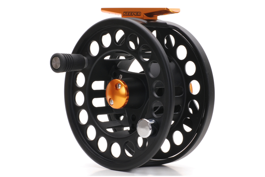Keeper Alu Fly Reel 7-9