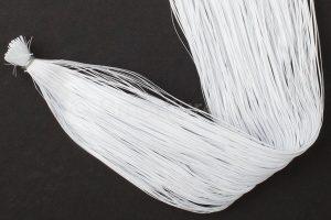 Hedron Flashabou Original White