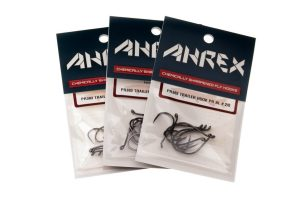 Ahrex PR382 Barbless Predator Trailer Hook packs