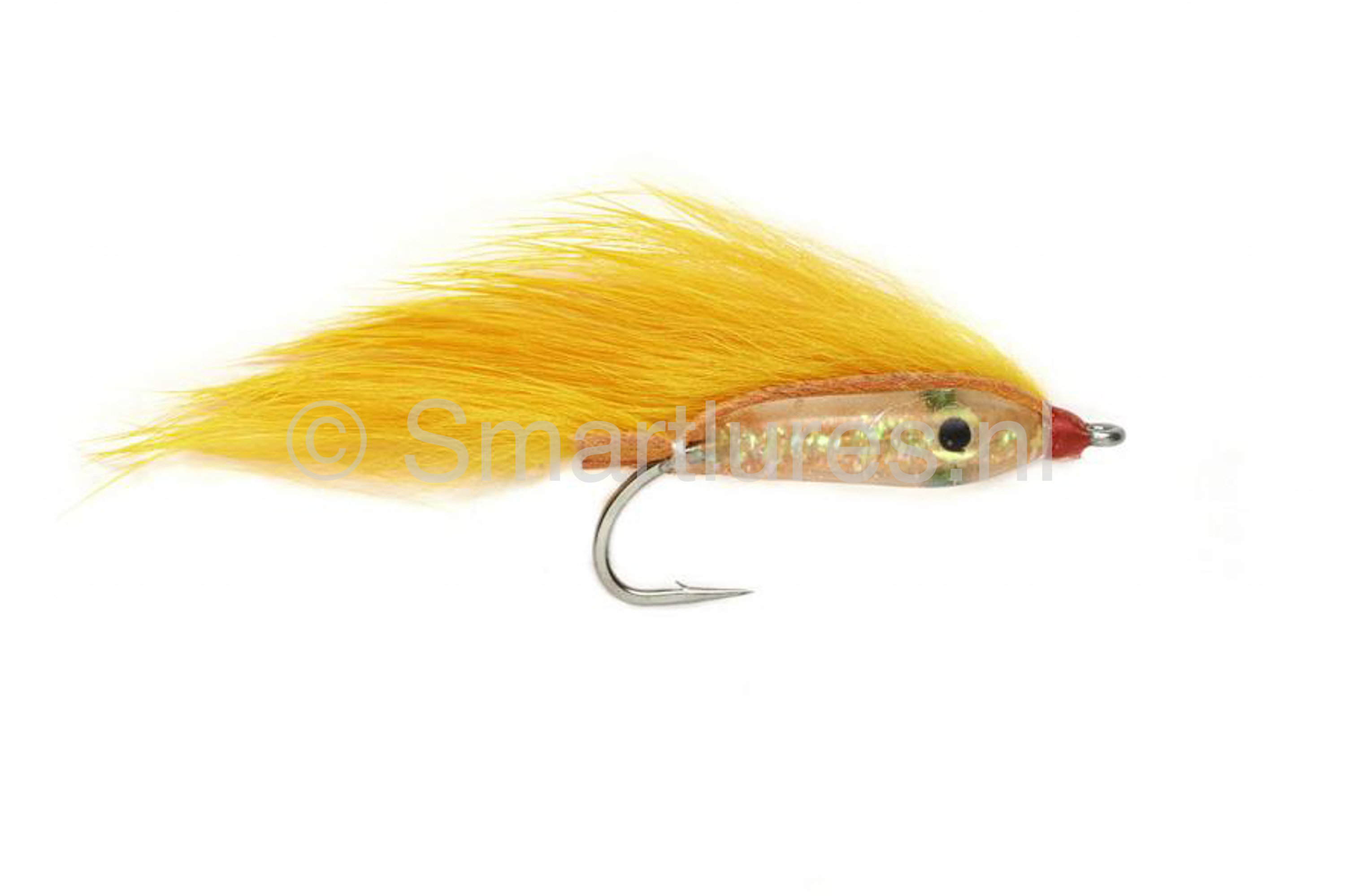 Fulling Mill Bug Bond Minnow Orange