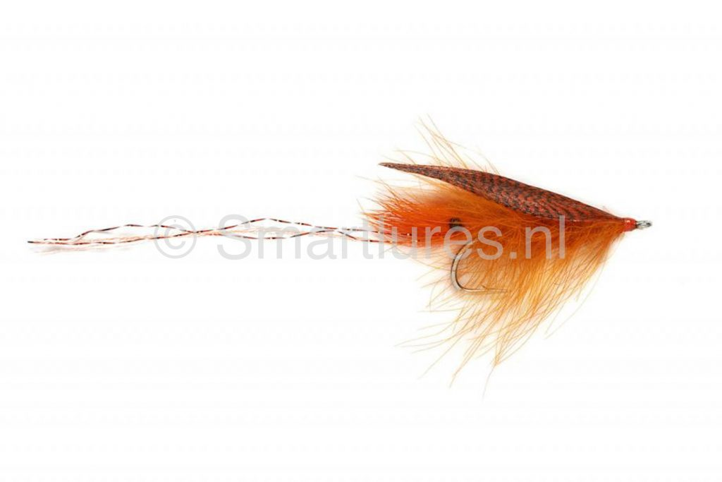 Fulling Mill Orange CDC Shrimp
