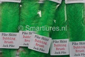 Jerkbaitmania Pike Skinz Dubbing Brush Jack Pike