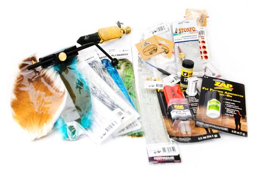 Niklaus Bauer's Pike Fly Starters Kit