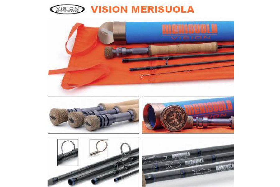 Vision Merisuola Fly Rod overview