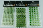Smartlures 3D Epoxy Eyes Green Gold