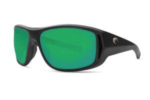 Costa Montauk Steel Gray Metallic Green Mirror 580P