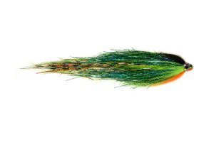 Fulling Mill Pike Tube Wiggle Tail Fire Tiger