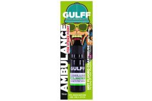 GULFF Ambulance Resins Hot Fluo Chartreuse 15ml