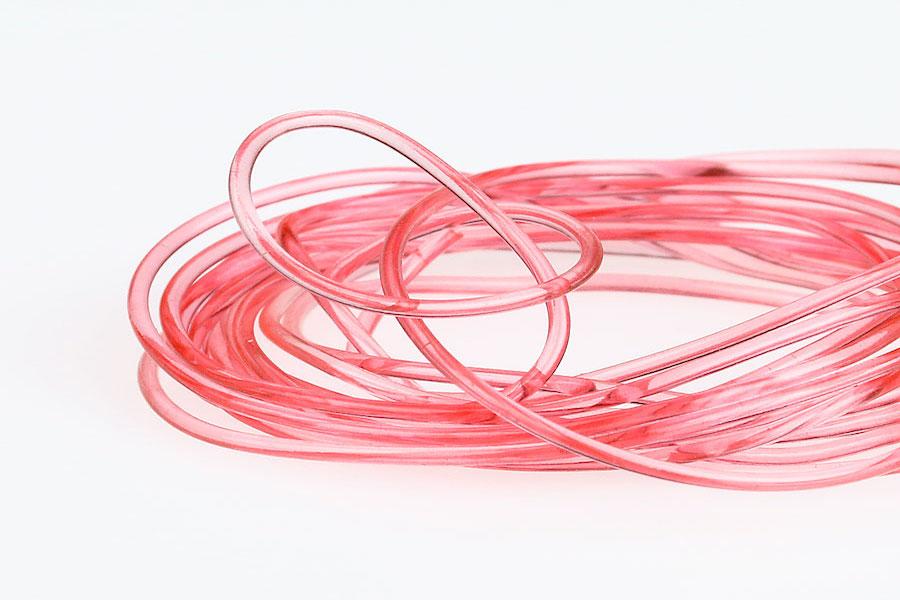 Sybai Glass Rib Light Pink