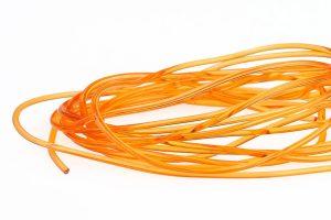Sybai Glass Rib Orange