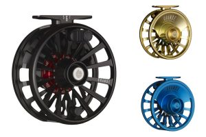 Redington Grande fly reel all colors