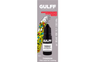 Gullf UV 15ml Thinman Clear