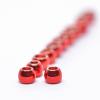 FF Tungsten Bead 4mm Metallic Red