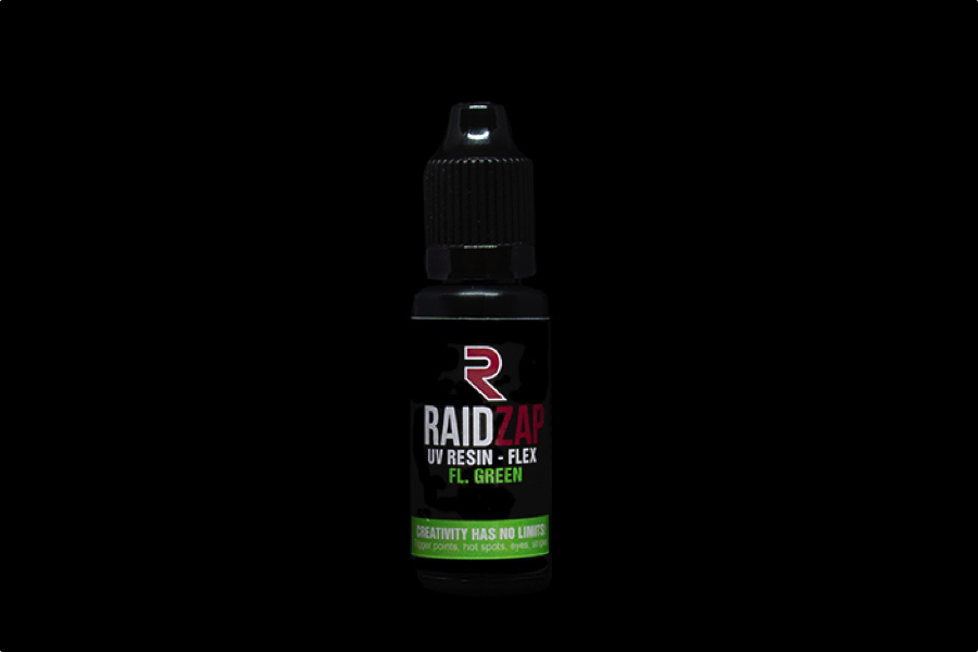 RaidZap Flex Fluo Green 15ml