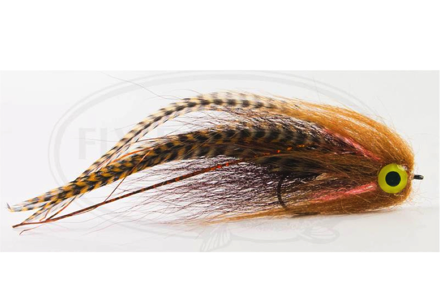 Bauer Pike Deveiver - Eelpout - Fly Dressing AB