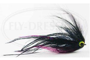 Bauer Pike Deveiver - Midnight Black - Fly Dressing AB