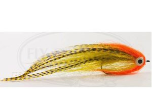 Bauer Pike Deveiver - Red Head - Fly Dressing AB