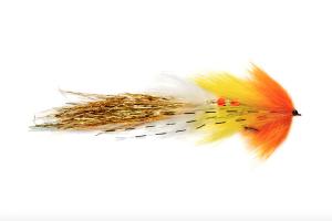 Fulling Mill Articulated Whisterler Yellow Orange