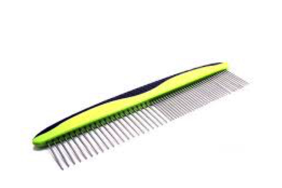 Pike Monkey Fur Comb