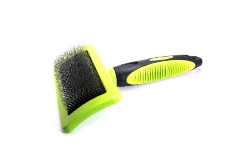 Pike Monkey Fur and Fiber Brush