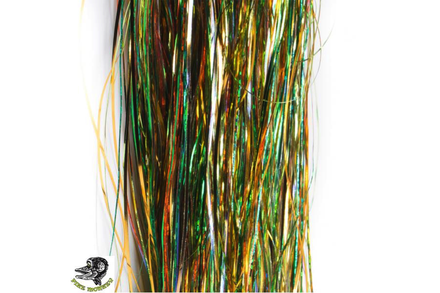Pike Monkey Razzle Dazzle Flash Perch