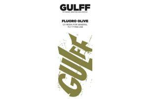 Gulff UV 15ml Fluo Olive