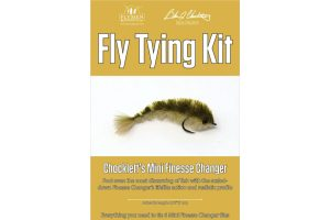 NEW Fly Tying Kit Chocklett's Mini Finesse Changer