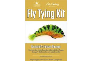NEW Fly Tying Kit Chocklett's Finesse Changer