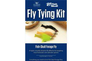 NEW Fly Tying Kit Fish-Skull Forage Fly