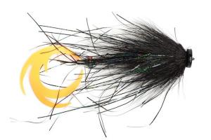 Bauer Waterpushing Pike Fly #2 Black