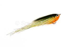 Pike Terror Flies Flashy Perch