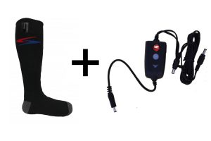 Gerbing Heated Socks + Junior Controller 12Volt