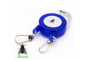 MUSCA Double Zinger - Blue