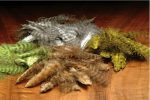 Hareline Grizzly Marabou